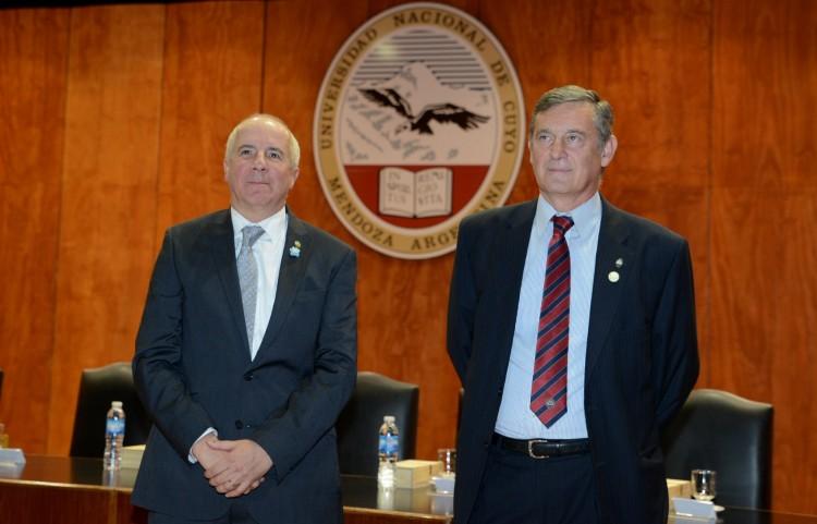 Resultados del escrutinio definitivo para rector y vicerrector de la UNCuyo
