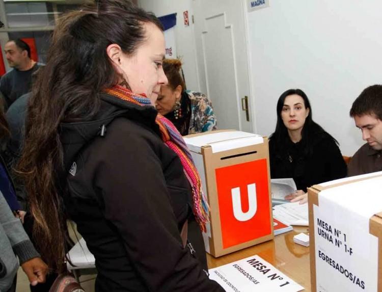 Candidatos de la UNCuyo dieron a conocer sus propuestas